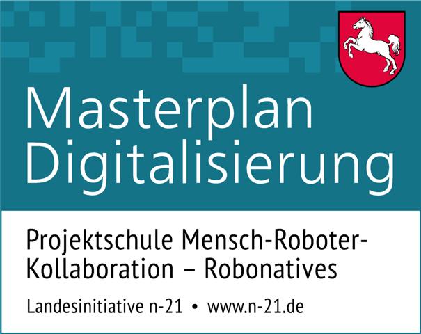 Projektschule Mensch-Roboter-Kollaboration - Robonatives