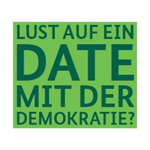 Date mit der Demokratie